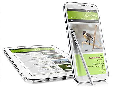 اولین نرم افزار پرنده نگری در ایران